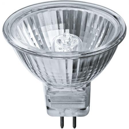 Лампа галогенная рефлекторная Navigator 94205 GU5.3 35W 3000K