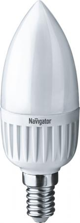 цена на Navigator 94482 Светодиодная лампа NLL-P-C37-5-230-4K-E14-FR