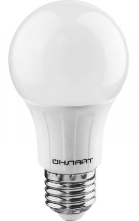 Онлайт 71649 Светодиодная лампа OLL-A60-10-230-2.7K-E27