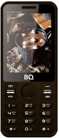 BQ-2812 Quattro Power Black мобильный телефон bq mobile bq 2812 quattro power red