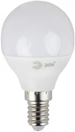 цена Лампа светодиодная шар Эра Б0020551 E14 7W 4000K онлайн в 2017 году