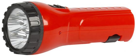 Smartbuy SBF-93-R Аккумуляторный Светодиодный фонарь 4 LED с прямой зарядкой Smartbuy, красный цены онлайн