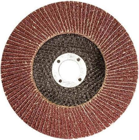 Круг Лепестковый Торцевой (КЛТ) NN МИ 740857 клт-2 зернистость р 80 125