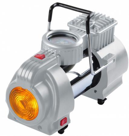 Компрессор автомобильный СТАВР КА-12/7ФМ 12.0В 7Атм 35л/мин фонарь 3 насадки шланг 1м сумка компрессор автомобильный ставр ка 12 7 12 в