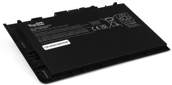 Аккумулятор для ноутбука HP EliteBook Folio 9470m, 9480m Ultrabook Series 3200мАч 14.8V TopON TOP-HP9470 47Wh hdd cable hdd connector for hp elitebook folio 9470m 9480m hdd cable works