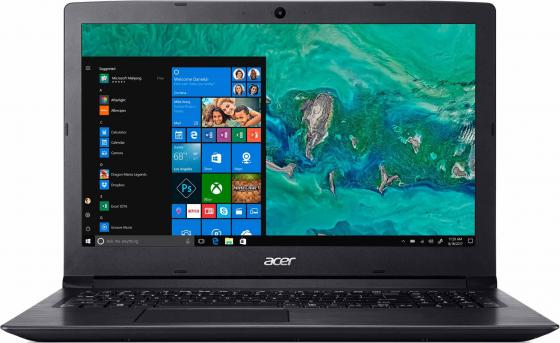 "Ноутбук Acer Aspire A315-53-32PM Core i3 8130U/4Gb/1Tb/iOpt16Gb/Intel UHD Graphics 620/15.6""/HD (1366x768)/Windows 10/black/WiFi/BT/Cam/4180mAh все цены"