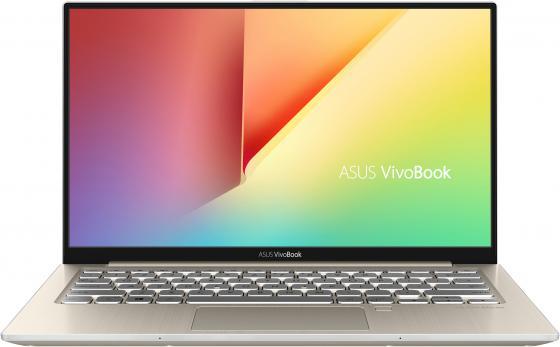 "Ноутбук Asus VivoBook S330UN-EY008T Core i5 8250U/8Gb/SSD256Gb/nVidia GeForce Mx150 2Gb/13.3""/IPS/FHD (1920x1080)/Windows 10/gold/WiFi/BT/Cam asus t103haf [90nb0ft1 m03280] gold 10 1"