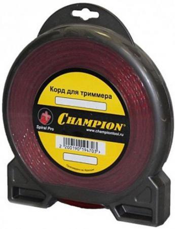 цена на Корд трим. CHAMPION Spiral Pro 2.0мм*124м (витой), CHAMPION, шт