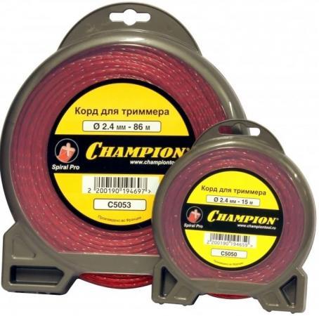 Корд трим. CHAMPION Spiral Pro 2.4мм*86м (витой), CHAMPION, шт