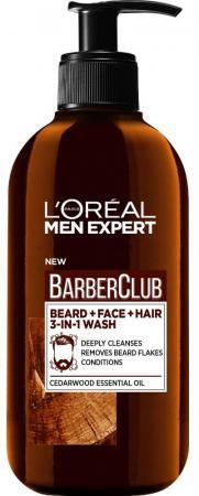 Гель для укладки волос LOreal Paris Барбер Клаб - 3в1 200 мл A9398801