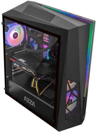 Корпус ATX Formula V-LINE 6000-RGB Без БП чёрный 6000-RGB/VC08G-21