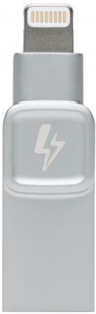 Флеш Диск Kingston 32Gb DataTraveler Bolt Duo C-USB3L-SR32G-EN USB3.1 серебристый цена и фото
