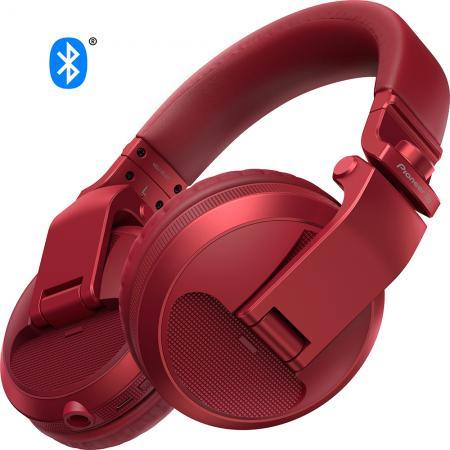 Гарнитура Pioneer HDJ-X5BT-R красный беспроводные наушники pioneer hdj x5bt white