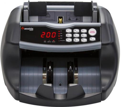 цена на Счетчик банкнот Cassida 6650 UV/MG рубли