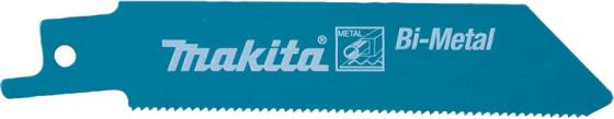 Makita Пилки д\\ножовки,5шт,BIM,100\\0.9 мм,2мм,д\\саб пил JR100D и JR102D, д\\мет [B-20410]