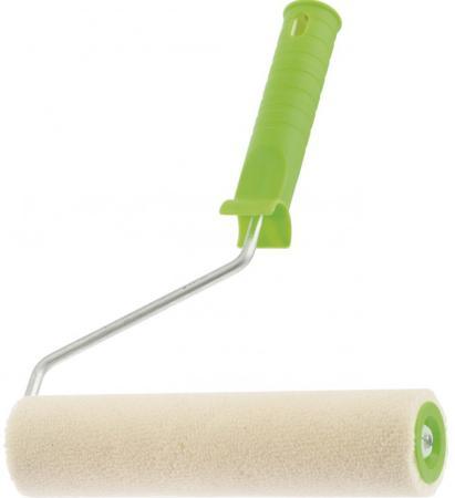 цена на Валик СИБРТЕХ 80135 велюр с ручкой 240мм ворс 2мм d - 36мм d ручки - 6 мм