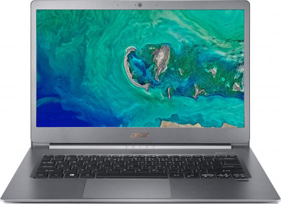 Ультрабук Acer Swift 5 SF514-53T-56M3 14 1920x1080 Intel Core i5-8265U 256 Gb 8Gb Intel UHD Graphics 620 серый Windows 10 Home NX.H7KER.001