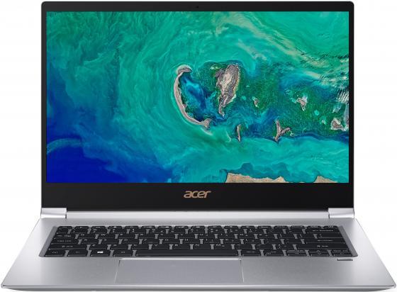 "Ультрабук Acer Swift 3 SF314-55-70RD 14"" 1920x1080 Intel Core i7-8565U 512 Gb 8Gb Intel UHD Graphics 620 серебристый Windows 10 Home NX.H3WER.011 цена и фото"