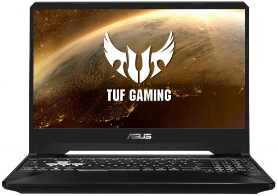 "Ноутбук ASUS TUF Gaming FX505GE-BQ315 15.6"" 1920x1080 Intel Core i7-8750H 1 Tb 256 Gb 8Gb Bluetooth 5.0 nVidia GeForce GTX 1050Ti 4096 Мб серый Без ОС 90NR00S1-M06950 цена и фото"