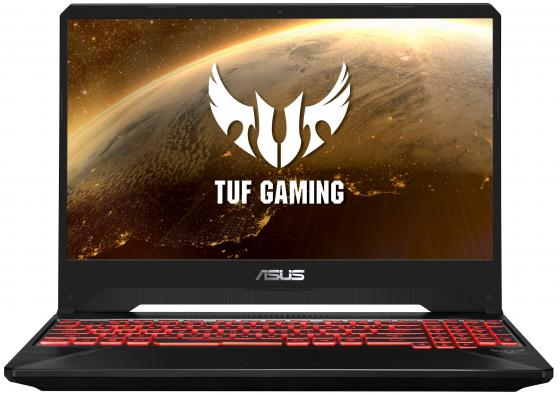 Ноутбук ASUS TUF Gaming FX505GD-BQ261T 15.6 1920x1080 Intel Core i5-8300H 1 Tb 256 Gb 16Gb Bluetooth 5.0 nVidia GeForce GTX 1050 4096 Мб серый Windows 10 Home 90NR00T3-M04900 ноутбук asus tuf gaming fx504gd e4323 15 6 1920x1080 intel core i7 8750h 256 gb 8gb bluetooth 5 0 nvidia geforce gtx 1050 4096 мб серый без ос 90nr00j3 m15410