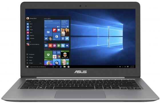 "Ультрабук ASUS Zenbook UX310UA-FC1079T 13.3"" 1920x1080 Intel Core i3-7100U 256 Gb 8Gb Intel HD Graphics 620 серый Windows 10 Home 90NB0CJ1-M18100 все цены"