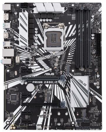 Материнская плата ASUS PRIME Z390-P Socket 1151 v2 Z390 4xDDR4 2xPCI-E 16x 4xPCI-E 1x 4 ATX Retail 90MB0XX0-M0EAY0 prime z390 p