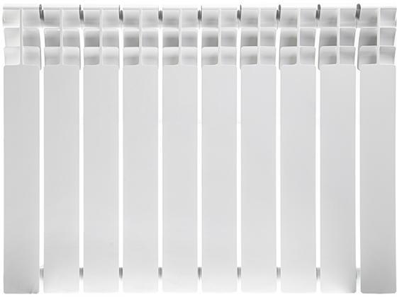 Радиатор биметаллический ROMMER Optima BM 500/78 10 секций теплоотдача 1250Вт