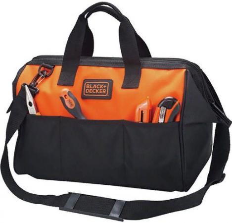 Сумка BLACK & DECKER BDST73821-RU для хранения и транспортировки инструмента сумка для инструмента black decker bdst73821 ru bdst73821 ru