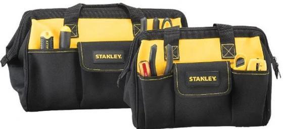 """все цены на Набор сумок STANLEY STST1-81319 сумки 16"""" и 12"""" для хранения и транспортировки инструмента онлайн"""