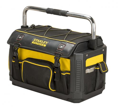 Сумка STANLEY 1-79-213 для инструмента fatmax plastic fabric tote with cover открытая цена