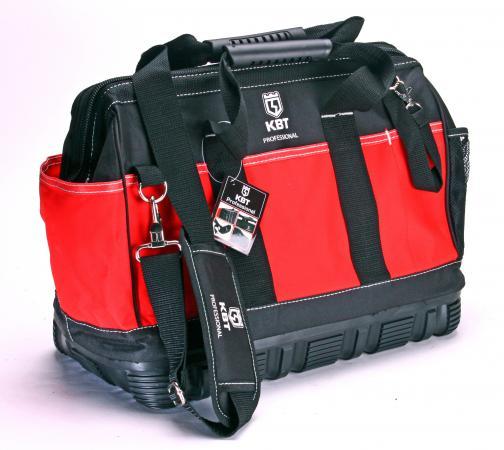 Сумка КВТ С-01 монтажника универсальная жилет монтажника квт с 22 цвет черный