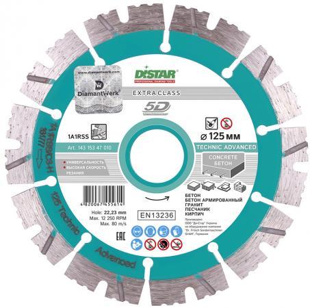 DISTAR 1A1RSS/C3-H 125x2,2/1,4x11x22,23-10 Technic Advanced, шт цена и фото