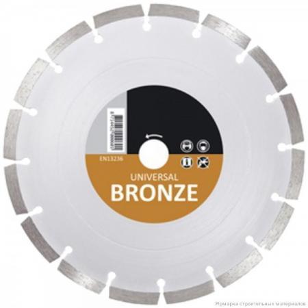 HITACHI Алмазный диск для универсального использования BRONZE SIN UN 125мм, шт