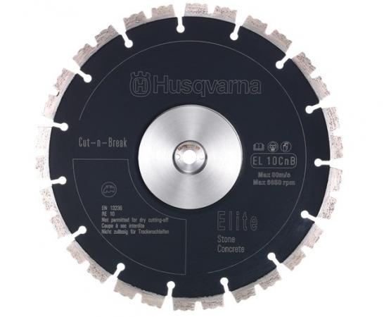 все цены на Husqvarna Набор алмазных дисков EL10 CnB, шт онлайн