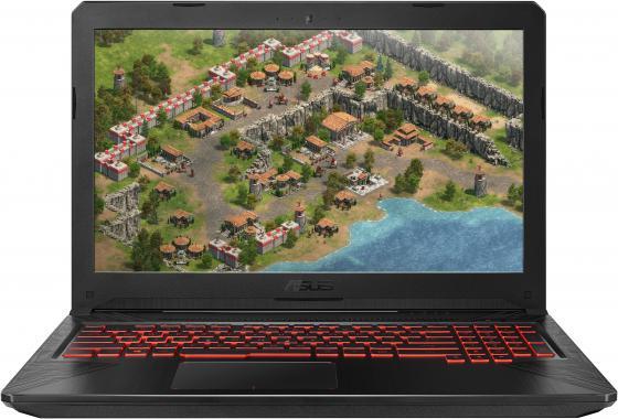 Ноутбук ASUS FX504GM-E4442 15.6 1920x1080 Intel Core i5-8300H 1 Tb 256 Gb 16Gb nVidia GeForce GTX 1060 6144 Мб черный DOS 90NR00Q3-M09510 ноутбук asus rog hero ii edition gl504gm bn328 15 6 1920x1080 intel core i5 8300h 1 tb 256 gb 8gb bluetooth 5 0 nvidia geforce gtx 1060 6144 мб черный без ос 90nr00k2 m07040