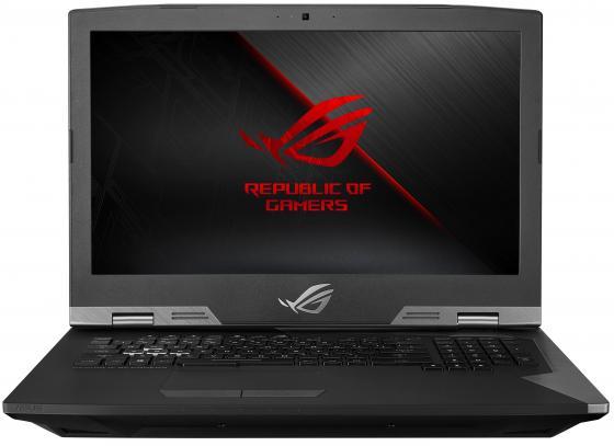 Ноутбук ASUS ROG G703GS-E5058T 17.3 1920x1080 Intel Core i7-8750H 1 Tb 512 Gb 32Gb Bluetooth 5.0 nVidia GeForce GTX 1070 8192 Мб серебристый Windows 10 Home 90NR0091-M00920 ноутбук msi ge73 8rf 093ru raider rgb edition 17 3 3840x2160 intel core i7 8750h 1 tb 512 gb 32gb bluetooth 5 0 nvidia geforce gtx 1070 8192 мб черный windows 10 home 9s7 17c512 093