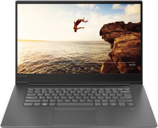 """Ноутбук Lenovo IdeaPad 530S-15IKB 15.6"""" 1920x1080 Intel Core i5-8250U 128 Gb 8Gb nVidia GeForce MX130 2048 Мб черный Windows 10 Home 81EV00D0RU цена и фото"""