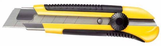 Stanley нож с 25-мм лезвием с отламывающимися сегментами 180 х 25мм буп 1-10-425 шт