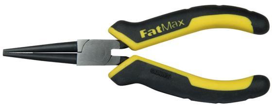 Stanley плоскогубцы комбинированные fatmax round nose 160мм (0-84-496), шт набор stanley 0 84 114 плоскогубцы и кусачки 3 шт