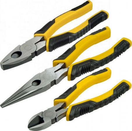 Stanley набор из плоскогубцев и кусачек control-grip 3 шт. (stht0-74362/363/456) STHT0-75094, шт цена и фото