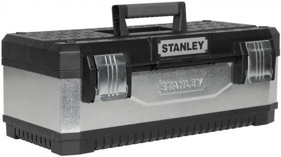 Stanley ящик для инструмента stanley металлопластмассовый гальванизированный (23060) 23 / 59,2 x , шт