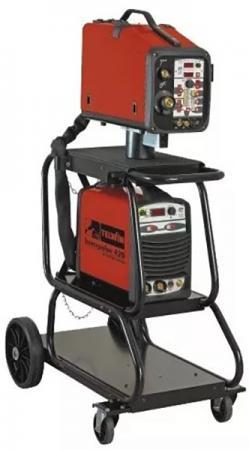 Аппарат сварочный TELWIN INVERPULSE 420 MIG-TIG-MMA электрод telwin для оправки гвоздей м3 742312