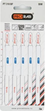 PRORAB PT318BF Пильные полотна для электрических лобзиков, шт