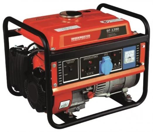 Бензиновый генератор БГ-1200А Workmaster, шт все цены