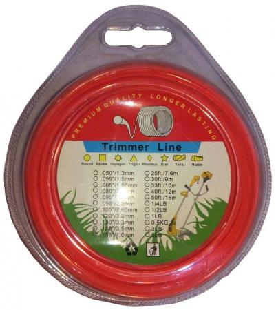 Леска 1.65мм*15м (блистер) круг GREENFIELD, шт greenfield english edition черный чай в пакетиках 25 шт