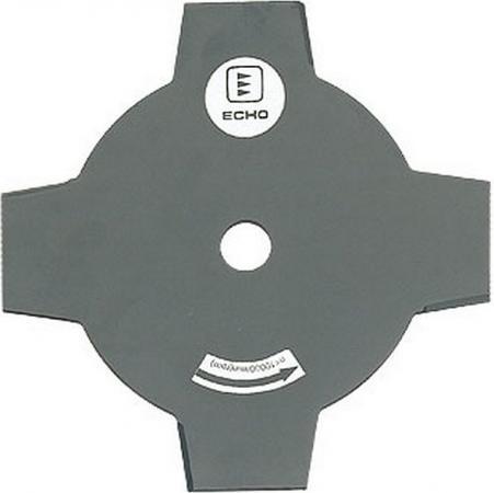 ECHO Нож металлический 4-зубчатый d=230мм/t=2мм/25,4мм (SRM-2305SI SRM-2655SI) X400-000021 Принадл, шт