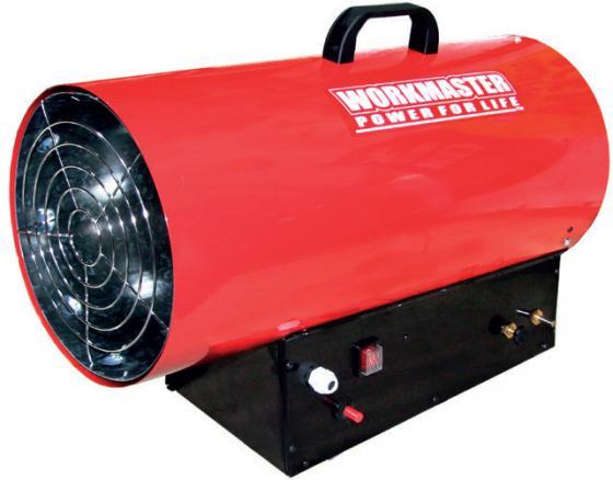Тепловая пушка газовая Workmaster ТП-53Г 53000 Вт красный