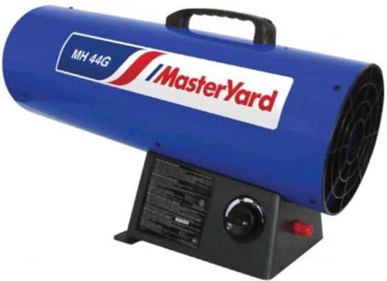 Тепловая пушка газовая MasterYard MH 44G 43900 Вт синий