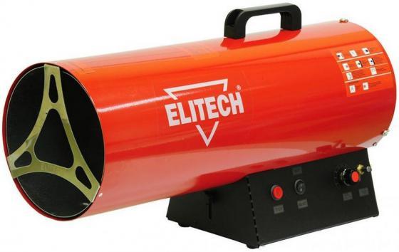 Тепловая пушка газовая Elitech ТП 70ГБ 70000 Вт красный чёрный газовая тепловая пушка elitech тп 50гб