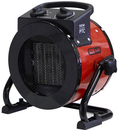 цена на Тепловентилятор Prorab EH 2 RA PTC 2000 Вт красный чёрный